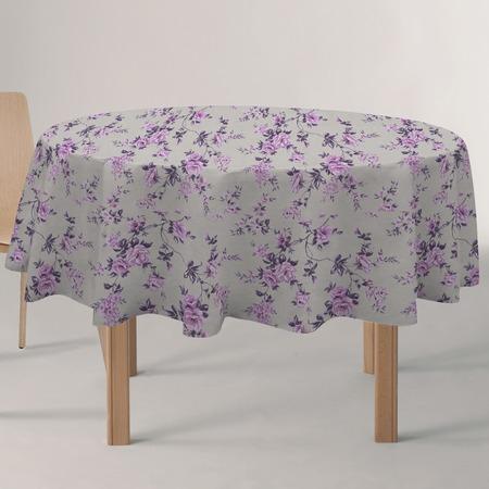 Купить Скатерть круглая Protec Textil «Вальс цветов»
