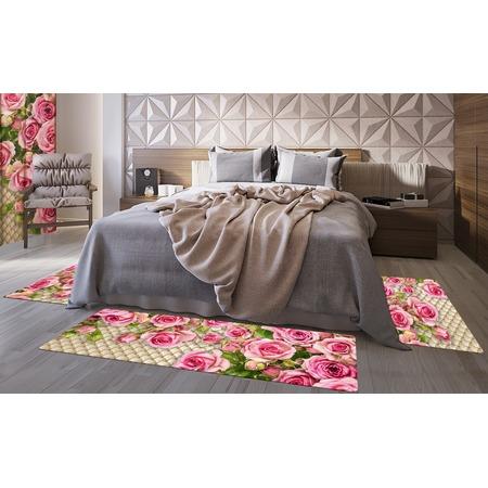 Купить Набор ковров «Розовый сад»
