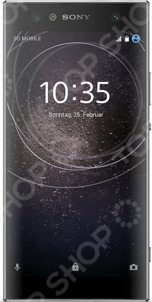 Смартфон Sony Xperia XA2 Ultra Dual 32Gb модель, совмещающая в себе широкий дисплей планшета 6 и продвинутый функционал телефона. Изящный дизайн: стильный корпус из пластика, широкий экран и практически отсутствующие рамки. Гаджет комфортно лежит в ладони, удобен в использовании, если вы фанат больших дисплеев. Наличие 2 SIM-карт для общения с абонентами разных сетей, выбора оптимального тарифа и объединения в 1 телефоне рабочего и личного номеров.  Параметры и характеристики  8-ядерный процессор Qualcomm Snapdragon 630 14 нм FinFET, Cortex-A53, 64-битный, 2.2 ГГц . Обеспечивает оптимальную производительность при низких затратах энергии.  Для хранения файлов предусмотрено 32 Гб внутренней памяти с возможностью расширения до 256 Гб.  Для снимков и записи видео предусмотрена основная камера на 23 Мп со светодиодной вспышкой. Для видео-звонков или селфи целых 2 фронтальных камеры обычная с оптической стабилизацией изображения и широкоугольная .  Bluetooth 5.0 модуль для беспроводной передачи данных упростит работу с файлами.  Датчики: приближения, цифровой компас, G-сенсор акселерометр .  Встроенное FM-радио.  Поддержка технологии быстрой зарядки Qualcomm Quick Charge 3.0.