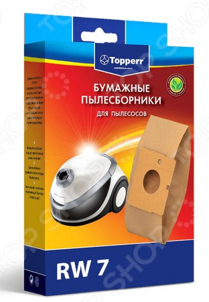 Фильтр для пылесоса Topperr RW 7