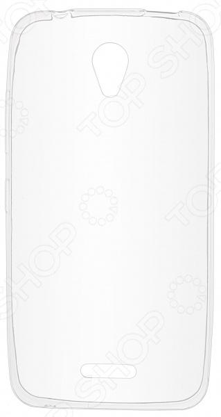 Чехол защитный skinBOX Lenovo A Plus/A1010/A2016 чехол защитный skinbox lenovo s660