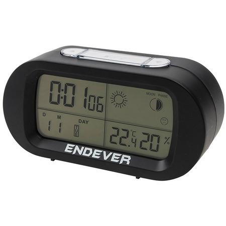 Купить Часы-будильник Endever RealTime 30