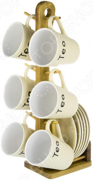 Чайный набор Elrington «Суфле» LF-610F-4687 mst726c lf