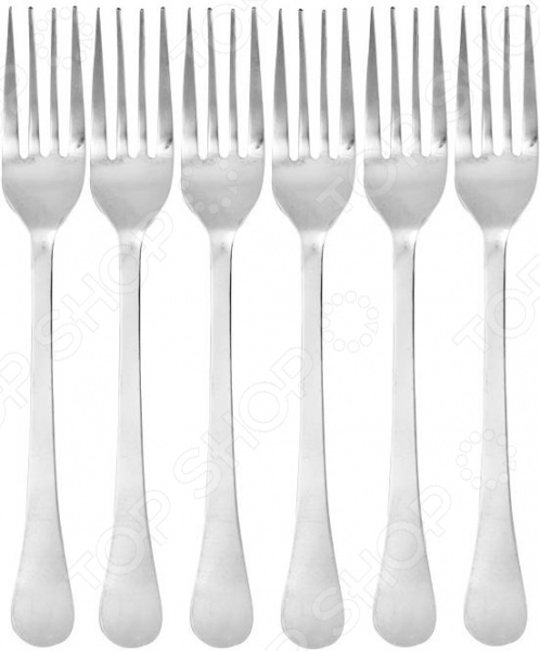 Набор столовых вилок Miolla «Эвелин» колье эвелин
