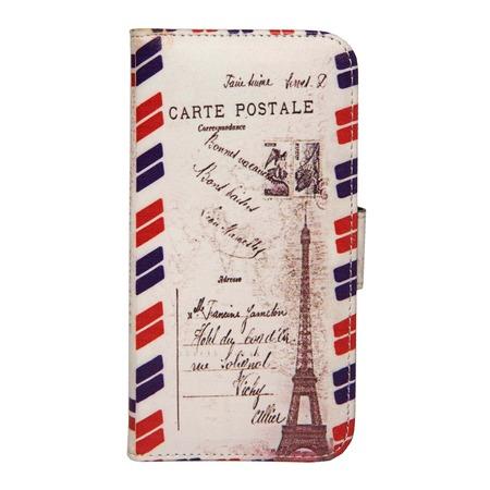 Чехол для iPhone 6 Mitya Veselkov «Книжечка-Почта Парижа»