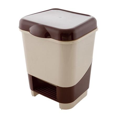 Купить Контейнер для мусора Полимербыт С427. В ассортименте