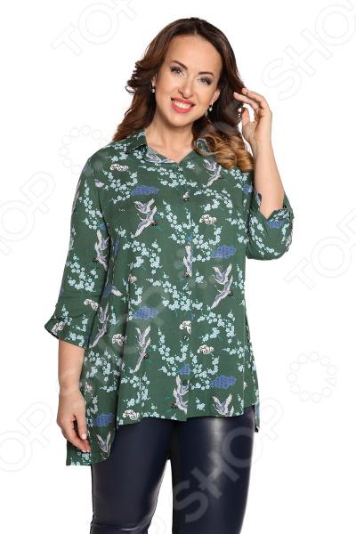 Рубашка Pretty Woman «Сладкое счастье». Цвет: зеленый рубашка pretty woman сладкое счастье цвет бежевый