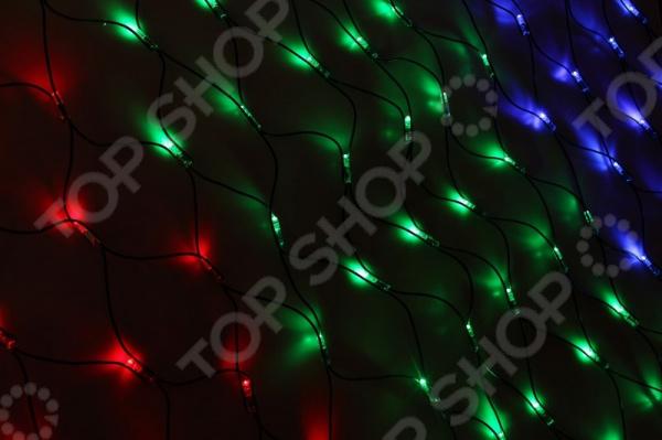 Гирлянда светодиодная Neon-Night «Сеть» 215-119