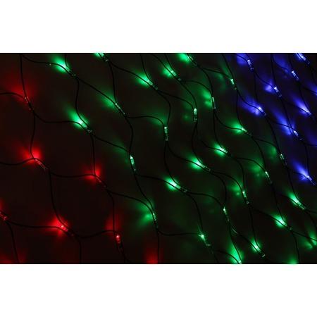 Купить Гирлянда светодиодная Neon-Night «Сеть» 215-119