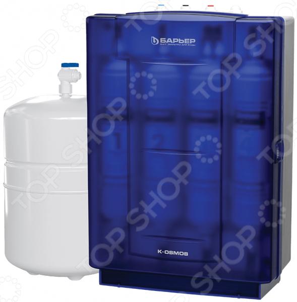 Фильтр для воды Барьер «К-Осмос» фильтры для воды барьер фильтр для воды барьер тачки 4 л