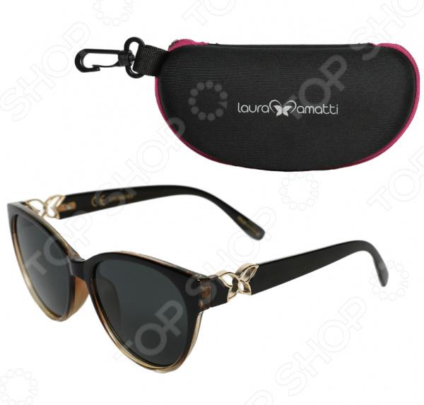 Солнцезащитные очки LAURA AMATTI «Бархатный сезон» с УФ защитой