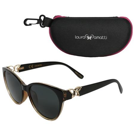 Купить Солнцезащитные очки LAURA AMATTI «Бархатный сезон» с УФ защитой