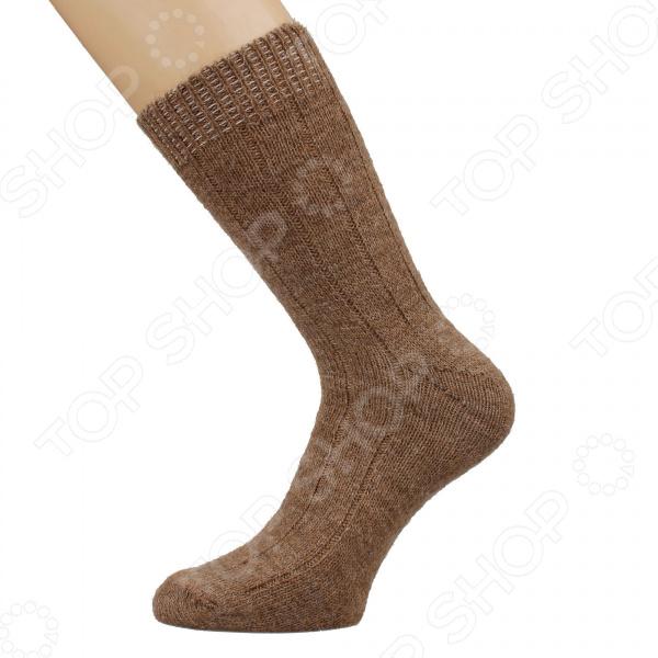 Носки с верблюжьей шерстью и нитью с ионами серебра