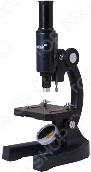 Микроскоп Levenhuk 2S NG микроскоп levenhuk d2l ng 24612