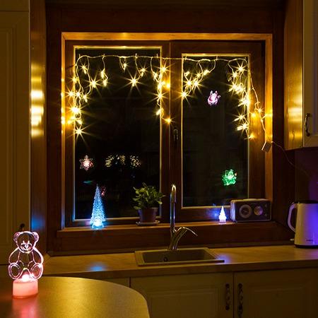 Купить Комплект новогодних украшений Neon-Night «Кухня»