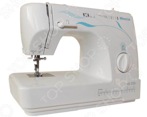 Швейная машина Minerva M-208I Швейная машина Minerva M-208I /