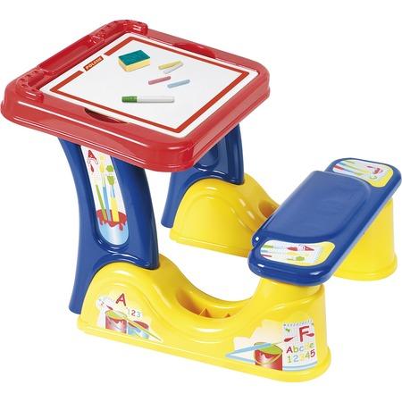 Купить Парта со скамейкой и принадлежностями Palau Toys «Набор дошкольника»