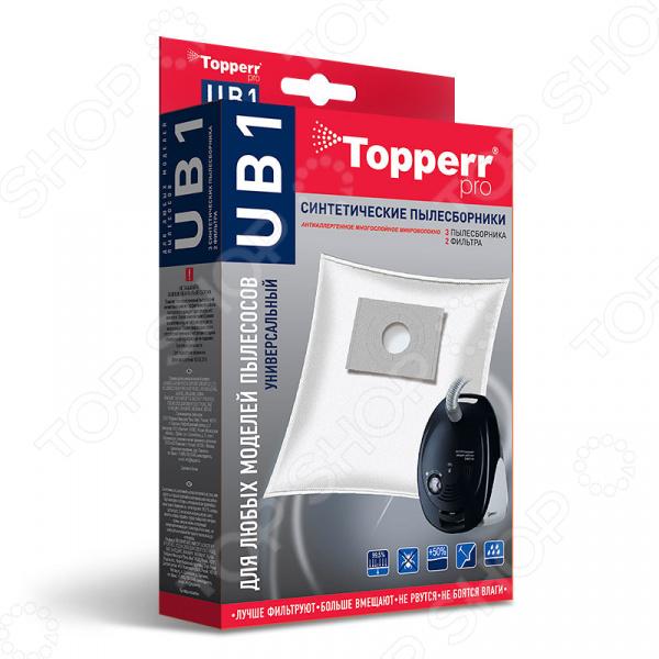 Мешки для пыли Topperr UB 1