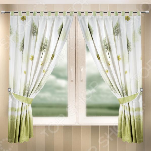 Комплект штор Zlata Korunka Autumn Breath шторы интерьерные zlata korunka комплект штор