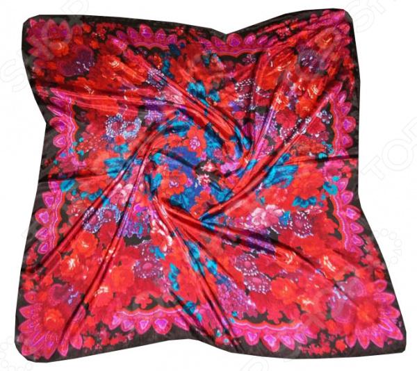 Платок Bona Ventura PL.L-SLK2 недорогой платок на шею для женщин