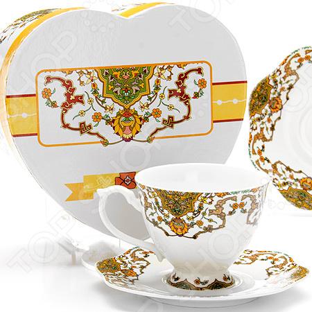 Чайная пара Loraine LR-26623