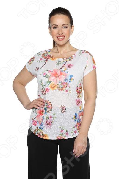 Блуза Blagof Блуза «Мерси». Цвет: персиковый