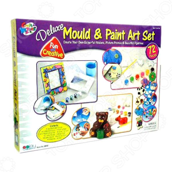 Набор для лепки и рисования Galey 80261 наборы для рисования avenir набор для рисования