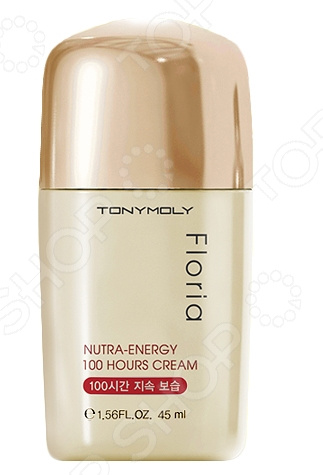 Крем для лица увлажняющий TONY MOLY Floria Nutra Energy эмульсия tony moly floria nutra energy essence with argan oil