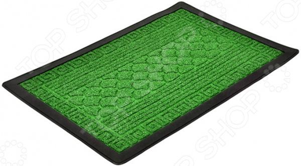 Коврик придверный Vortex Grass. В ассортименте цена 2017