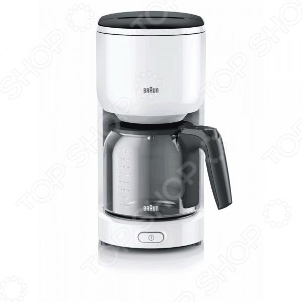 Кофеварка KF 3100 WH
