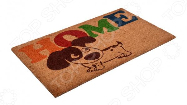 Коврик придверный Vortex «Собака» 24144