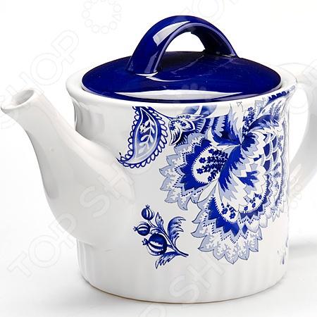 Чайник заварочный Loraine LR-24825 чайник заварочный loraine lr 23768 0 7л белый с рисунком ромашки