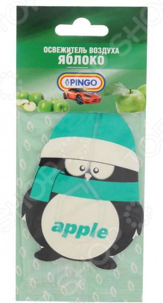 Ароматизатор воздуха PINGO «Яблоко» автомобильные ароматизаторы chupa chups ароматизатор воздуха chp303