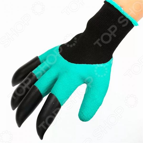 Перчатки для огорода «Землекоп»    /