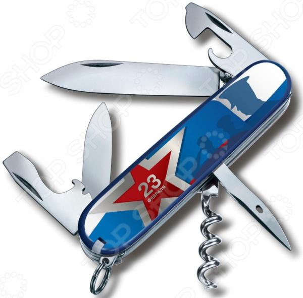 Нож перочинный Victorinox Spartan 1.3603 DDAY II «23 февраля»