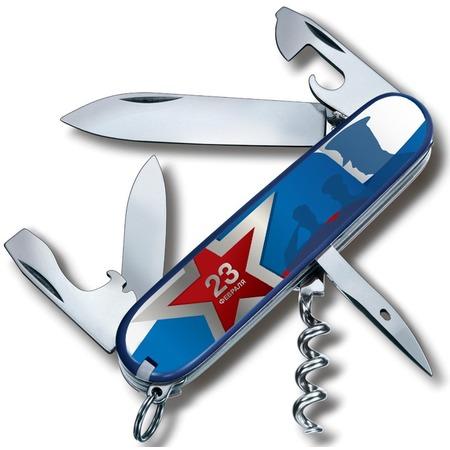 Купить Нож перочинный Victorinox Spartan 1.3603 DDAY II «23 февраля»