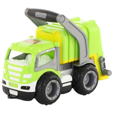 Купить Машинка игрушечная Wader «ГрипТрак коммунальный»