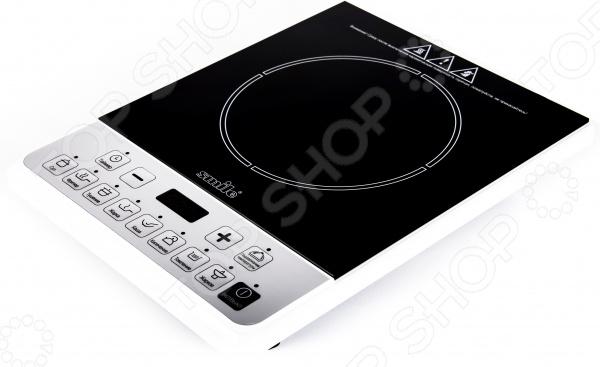 Плита настольная индукционная Smile EPI 9054 индукционная варочная плитка smile epi 9051