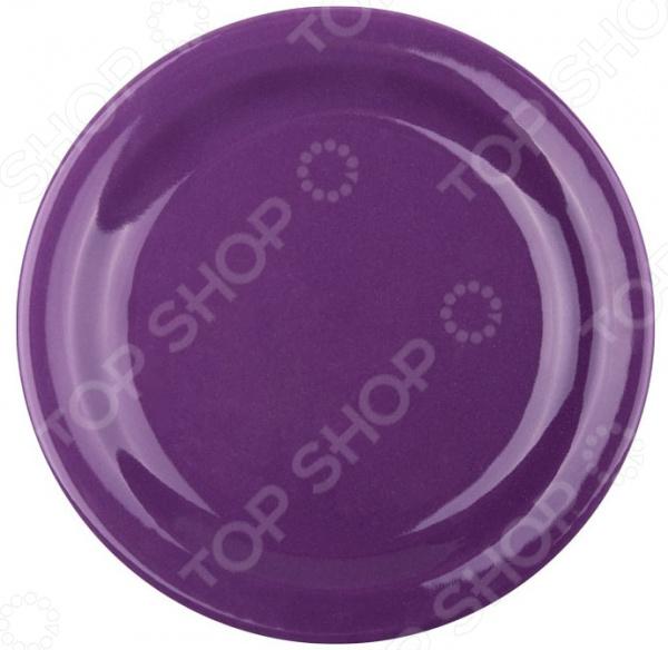 Тарелка обеденная Biona «Пурпур» тарелка обеденная biona beauty