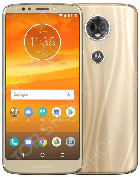 Смартфон Motorola E5+ XT1924-1 32Gb