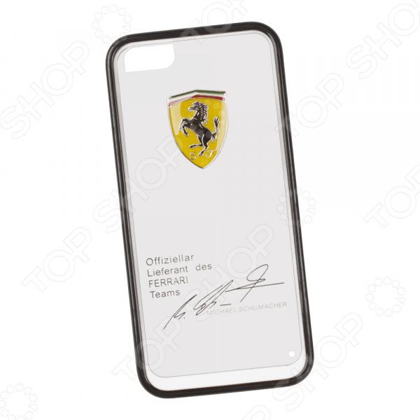 Чехол для iPhone 5/5S/SE Ferrari