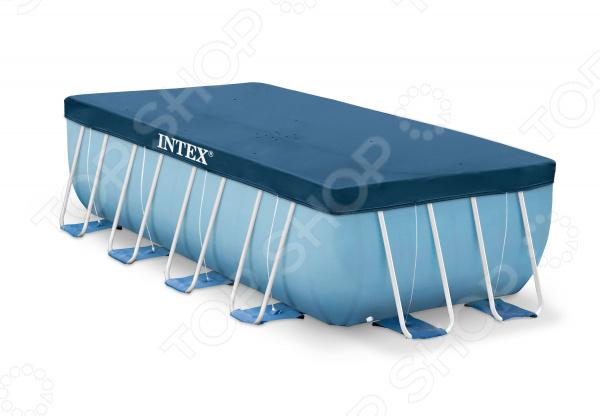 Тент для бассейна Intex с28037 тент для бассейна intex 58920
