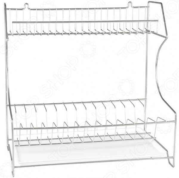 где купить Сушилка для посуды Rosenberg RUS-285002 дешево