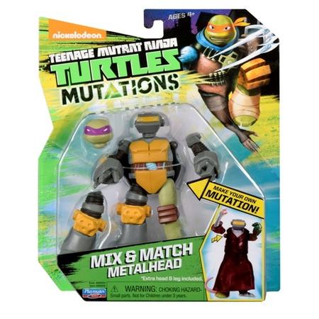 Купить Игрушка-фигурка Nickelodeon Mutation «Металлическая голова»
