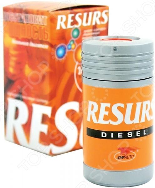Присадка в двигатель ВМПАвто Resurs Diesel