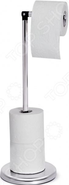 Держатель с подставкой для туалетной бумаги Tatkraft Ingrid держатель для освежителя воздуха tatkraft mega lock