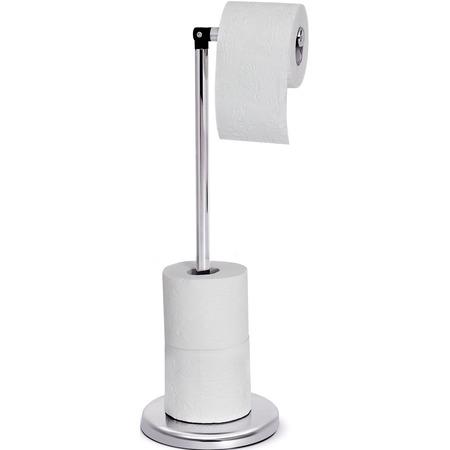 Купить Держатель с подставкой для туалетной бумаги Tatkraft Ingrid