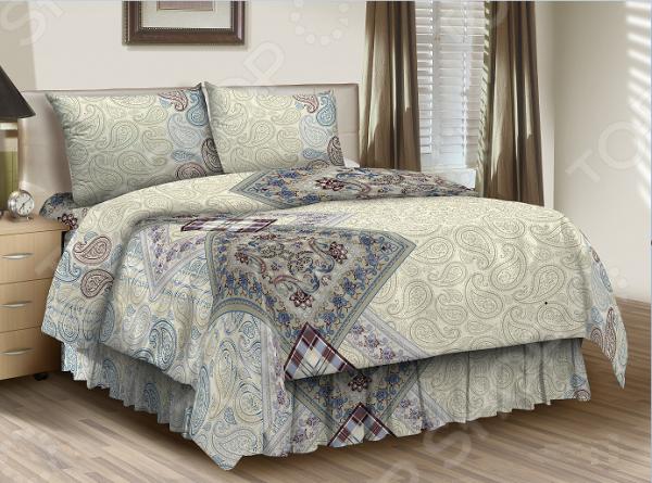 Комплект постельного белья Эго «Восточный путь». 1,5-спальный Эго - артикул: 1003718