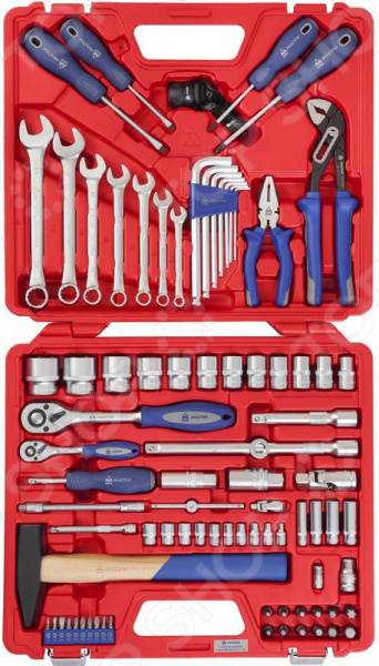 Набор инструментов универсальный МАСТАК 0-085C