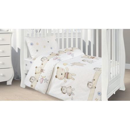 Купить Ясельный комплект постельного белья Ecotex Kids 35